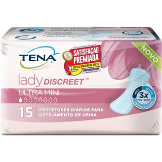 Absorvente Lady Discreet Ultra Mini