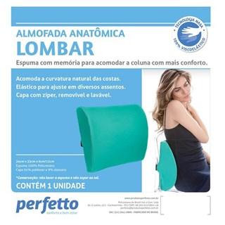 Almofada Anatômica Lombar Perfetto