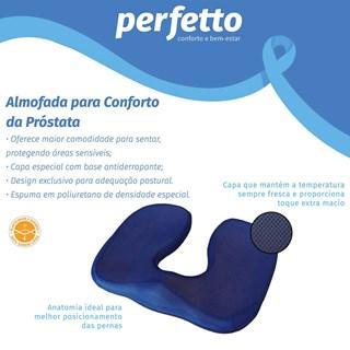 Almofada Para Conforto de Próstata