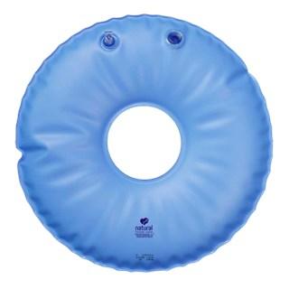 Almofada Redonda Com Orifício Ar Ou Água Perfeta Flex