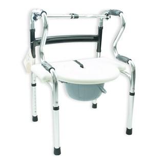 Andador 3 em 1 - Andador/Cadeira de Banho/Cadeira Higiênica
