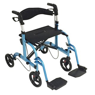 Andador 3 em 1 - Cadeira de rodas FST9103