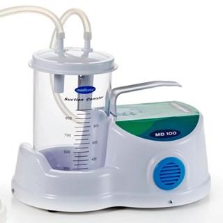 Aspirador Cirúrgico de Sangue e Saliva - 1L