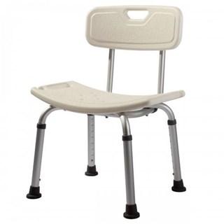 Cadeira De Banho Em Alumínio FST 5104 - Zimedical