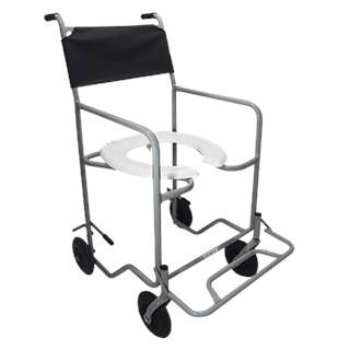 Cadeira De Banho Fixa Ortometal