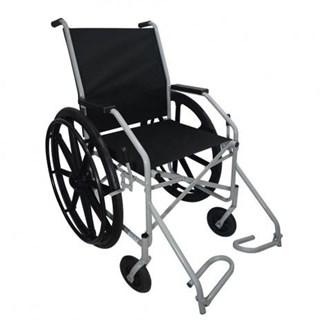 Cadeira De Rodas Pneu Inflável - Ortometal