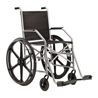 Cadeira De Rodas Pneu Maciço - Ortometal