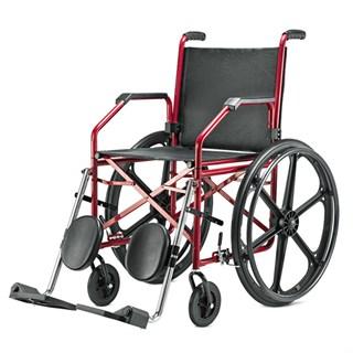 Cadeira de Rodas Vinho Courvin