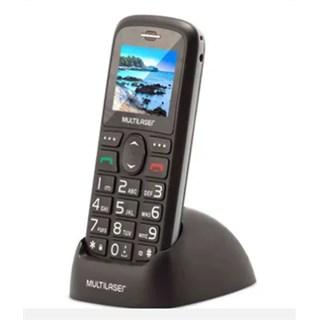Celular para Idoso VITA 3G Multilaser
