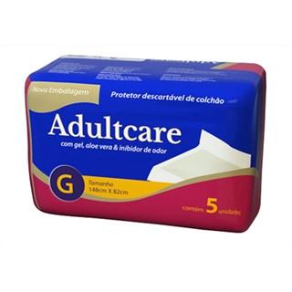 Lençol Descartável de Colchão Adultcare