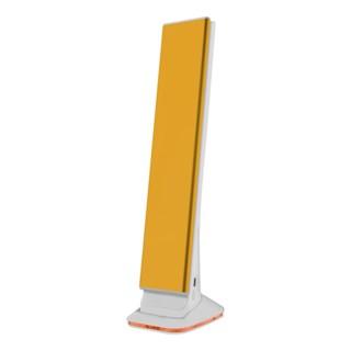 Luminária de Mesa LED Touch com Relógio SOLVER