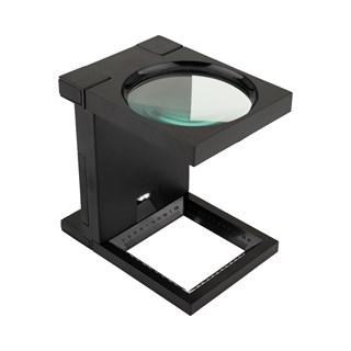 Lupa Conta Fios - Com LED