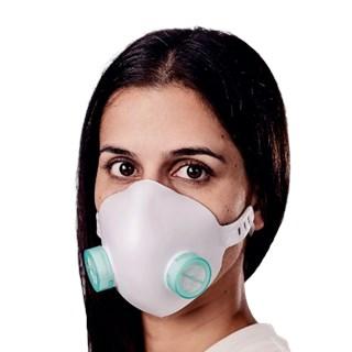Máscara de Proteção Facial em EVA
