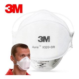 Máscara de Proteção Facial PFF2 - 3M Aura