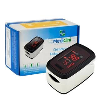 Oxímetro De Dedo Mediclini - AS302L