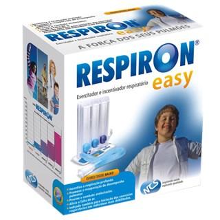 Respiron Incentivador e Exercitador Respiratório