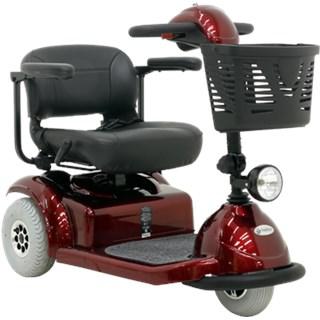 Scooter Elétrica para Idosos Freedom Mirage SX